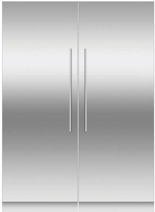 Fisher Paykel  966230 Column Refrigerator & Freezer Set Stainless Steel, 1
