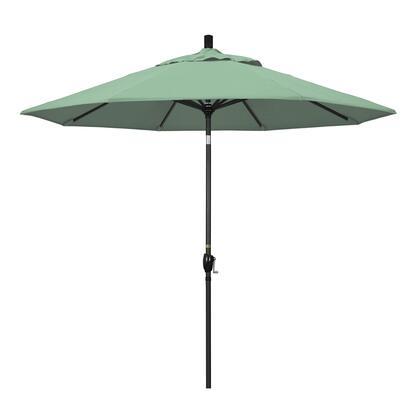 California Umbrella Pacific Trail GSPT908302SA13 Outdoor Umbrella Blue, GSPT908302 SA13