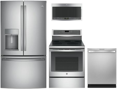 GE Profile  842386 Kitchen Appliance Package , main image