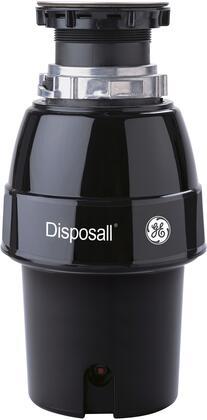 GE  GFC535N Garbage Disposal Black, GFC535N Disposer