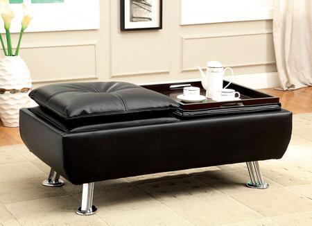 Furniture of America CM2677BKOT