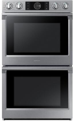 Samsung  NV51K7770DS Double Wall Oven Stainless Steel, NV51K7770DS  Main Image