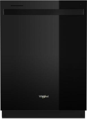 Whirlpool  WDT750SAKB Built-In Dishwasher Black, WDT750SAKB Dishwasher with 3rd Rack