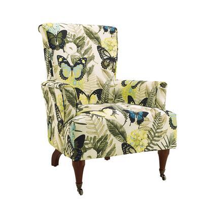 Linon Junnell 368322JAN01U Living Room Chair, 368322JAN01U Junnell Arm Chair