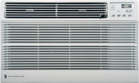 US10D10C 25 Uni-Fit Series Energy Star  Thur the Wall Air Conditioner with 9800 Cooling BTU  260 CFM  6 Way Air Flow  24 Hour Timer and Washable
