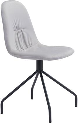 101527 Slope Chair Gray  (Set of