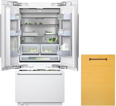 Appliances Connection Picks 400 Series 1383926 Kitchen Appliance Package Panel Ready, Main image