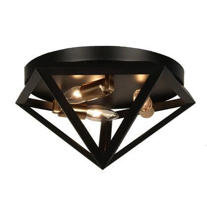 Dainolite ARC123FHAB Ceiling Light, DL 1154dd9093e7544c2889af29f0b8