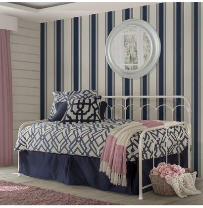 Hillsdale Furniture Jocelyn 2168DBLH Bed White, Main Image