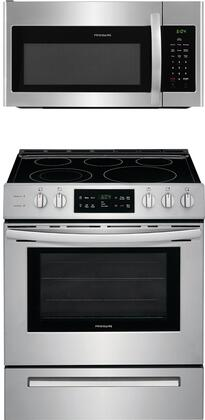 Frigidaire  969763 Kitchen Appliance Package Stainless Steel, 1
