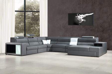 VIG Furniture VGEV5022GRBL