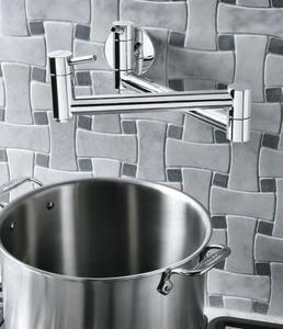 Blanco Cantata 441194 Faucet Silver, 1