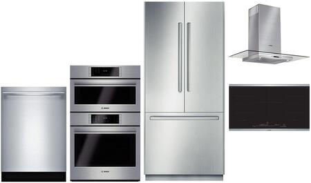 Bosch Benchmark 903282 Kitchen Appliance Package & Bundle Stainless Steel, main image