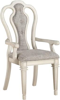 Acme Furniture Kayley 77138 Dining Room Chair White, Main Image
