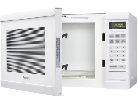 Panasonic Nn Sn651w 1 2 Cu Ft Capacity Countertop