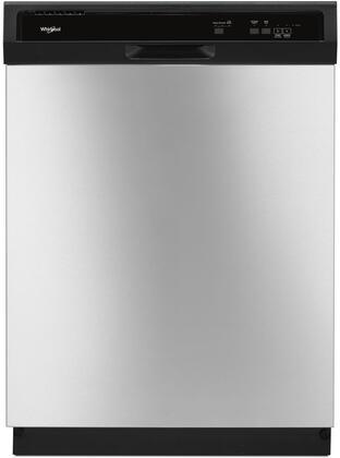 Whirlpool  WDF130PAHS Built-In Dishwasher Stainless Steel, WDF130PAHS Dishwasher