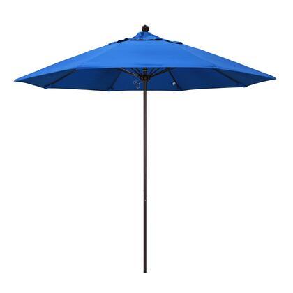 California Umbrella Venture ALTO908117F03 Outdoor Umbrella Blue, ALTO908117 F03