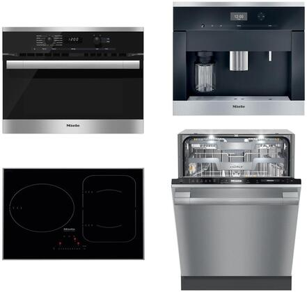 Miele  864017 Kitchen Appliance Package , main image