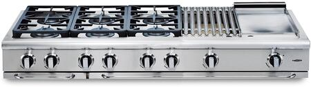 Capital Precision GRT606BGL Gas Cooktop Stainless Steel, Main Image