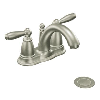 Moen 6610BN Faucet, 1