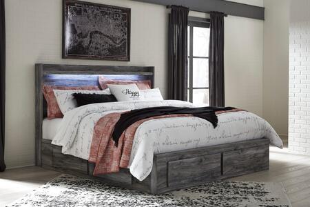 Signature Design by Ashley Baystorm B2215856S602B10014 Bed Gray, Main Image