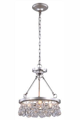 Elegant Lighting 1509D15SL Ceiling Light, Image 1