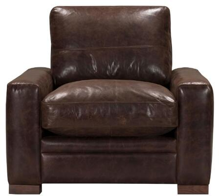 Acme Furniture Modena 54062 Living Room Chair Brown, 1
