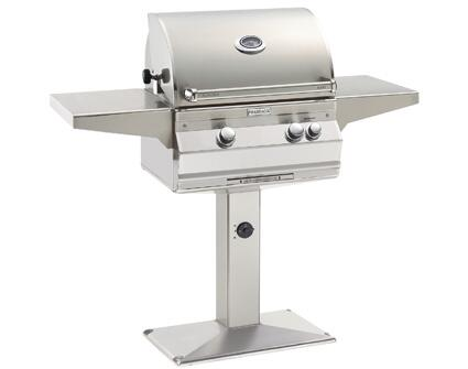 Fire Magic Aurora A430S5L1PP6 Liquid Propane Grill Stainless Steel, Patio Mount Main Image