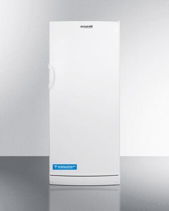 Summit  FFAR10LOCKER Freezerless Refrigerator White, Mainview