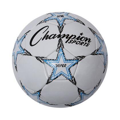 Champion Sports  VIPER5 Soccer Balls , VIPER5 a front l