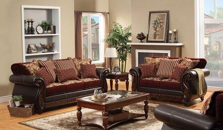 Furniture of America SM6107NSL