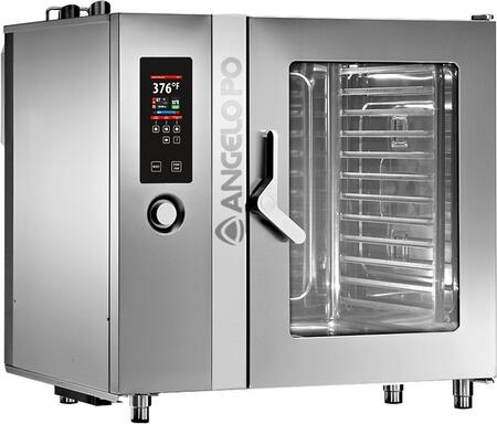 Angelo Po  FX122E3T Commercial Combination Oven Stainless Steel, Main Image