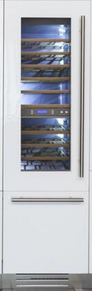 Fhiaba Integrated FI24BWRLGO Wine Cooler 51-75 Bottles Panel Ready, FI24BWRLGO Wine Cellar