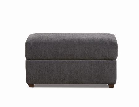 Lane Furniture Surge 804609SURGECHARCOAL Living Room Ottoman Gray, Main Image