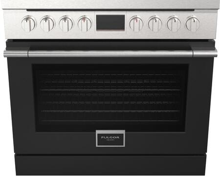 Matte Black Color Kit for 36″ Accento Pro Range Door –