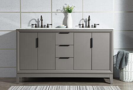 Water Creation VEL025D Sink Vanity, 1
