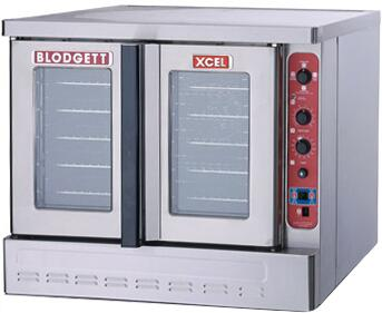 Blodgett XCEL DFG100XCELBASE Commercial Convection Oven Stainless Steel, Main Image