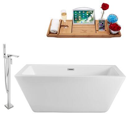 Streamline NH320140 Bath Tub, NH320 140 1T