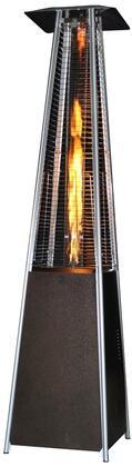 Sunheat International  PHSQGH Outdoor Patio Heater Gold, Main Image
