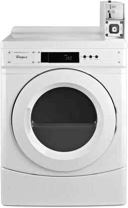 Whirlpool  CGD9150GW Commercial Dryer White, Main Image