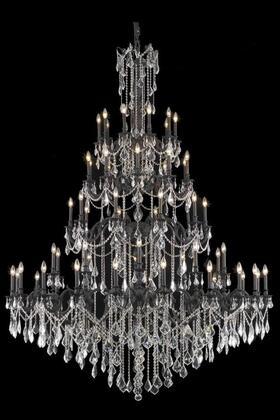 Elegant Lighting 9260G72DBSS Chandelier, Image 1