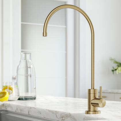 Purita Series FF-100BG Drinking Water Dispenser Beverage Kitchen Faucet in Brushed