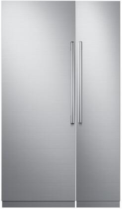 Dacor  772322 Column Refrigerator & Freezer Set Stainless Steel, 1