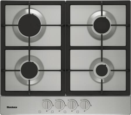 Blomberg Ctg24400ss 24 Inch Gas Cooktop