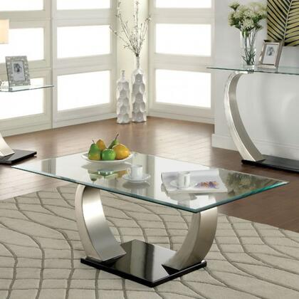 Furniture of America Roxo CM4728C Coffee and Cocktail Table Multi Colored, Main Image