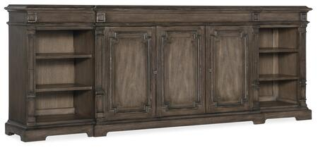Hooker Furniture Woodlands 58205548585 52 in. and Up TV Stand, Silo Image