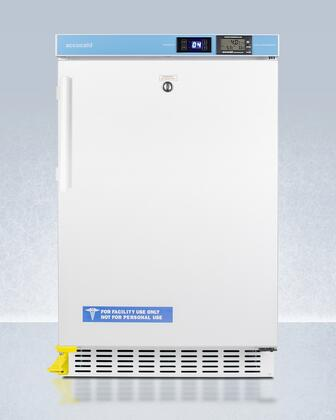 AccuCold  ACR45LCALSTO Compact Refrigerator White, ACR45LCALSTO Compact Refrigerator