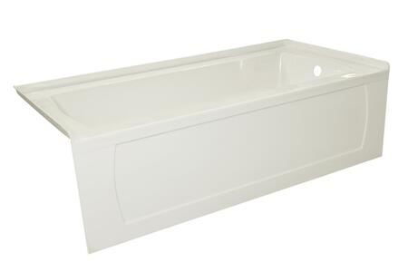 Valley Acrylic Signature Collection OVO6630SKDFRBIS Bath Tub, Main Image