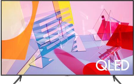 Samsung  QN82Q60TAFXZA LED TV Gray, QN82Q60TAFXZA  4K UHD HDR Smart TV