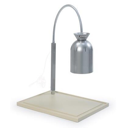 Nemco  6015 Commercial Countertop Food Warmer , nemco 6015 single bulb carving station with polyethylene base 120v